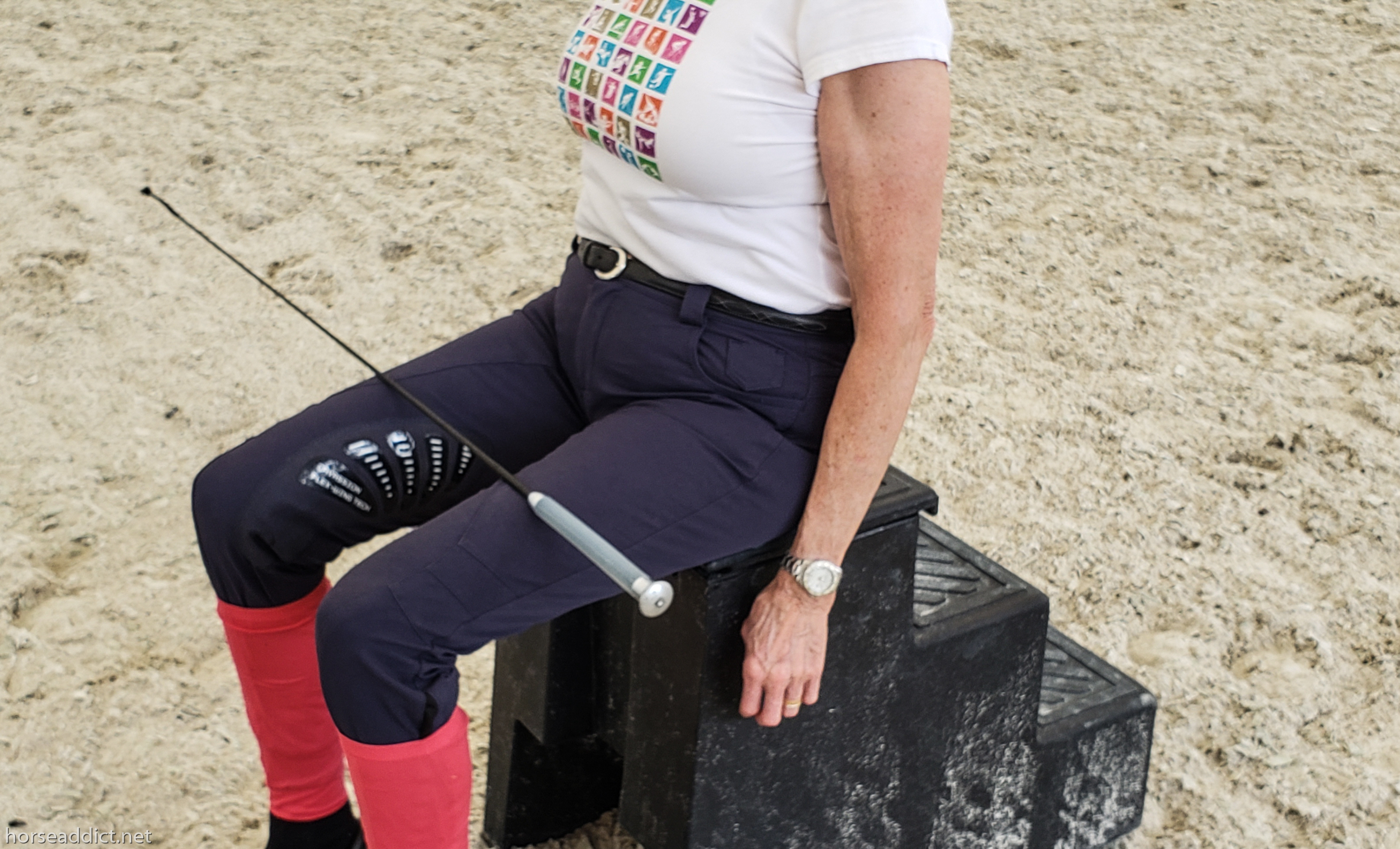 Riding the Mounting Block Update! 2 New Apps! – HorseAddict
